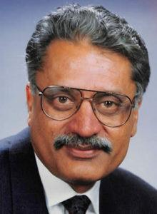 Dr Gur Singh Portrait 2